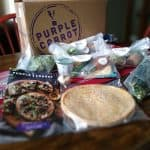 Purple carrot meal kit review