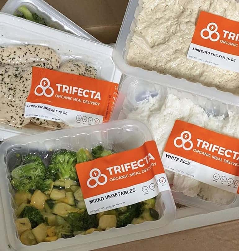 Trifecta meal review