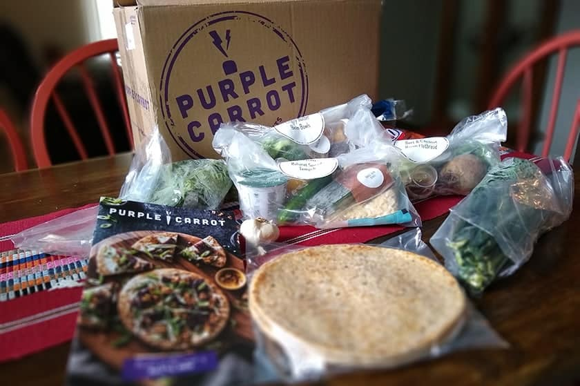 purple carrot review