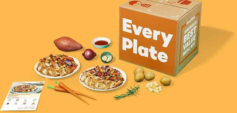 everyplate meal kit