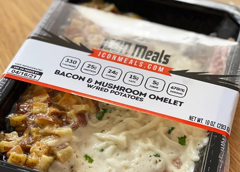 icon meals reviews