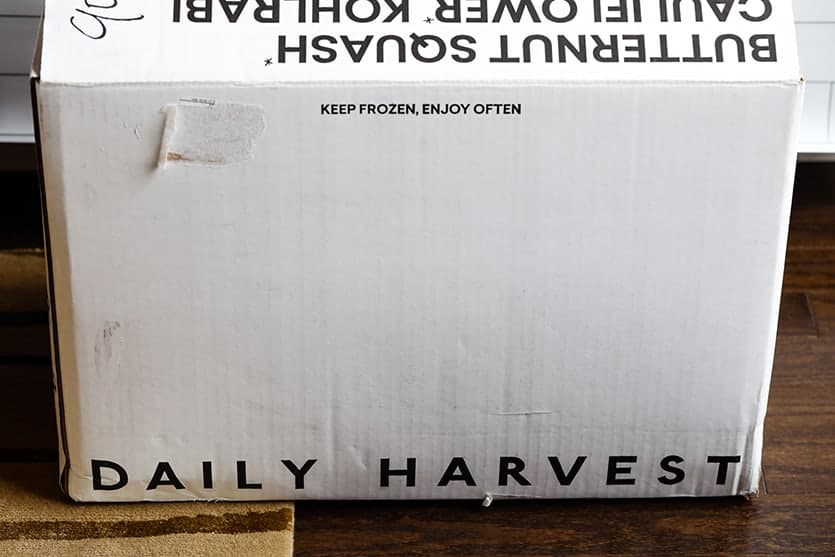Daily Harvest reviews