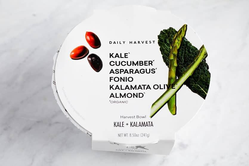 Kale + Kalamata Harvest Bowl